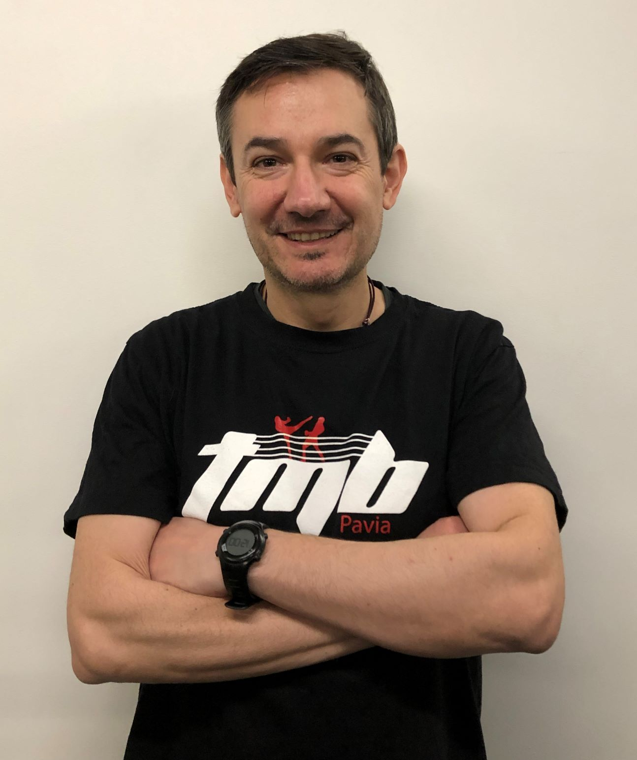 Marco Biroli Maestro Savate TMB Pavia